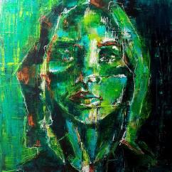 Verde. 50x50